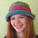 Mystic River Hat pattern