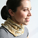 Shapely Cowl pattern