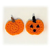 Pumpkin Applique pattern