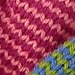 Helix Striped Hat pattern