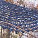 Shells & Chains Half Circle Shawl pattern