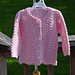 Fan & Feather Baby Jacket pattern