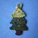 Advent Garland 4, Tree pattern