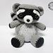 Rocky Raccoon pattern