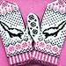 Stinky Pink pattern