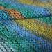 Diagonal Garter Stitch Muffler pattern