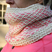 Peppermint Candy Cowl pattern