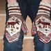 Barnevott med reinsdyr / Reindeer: Child's Mittens pattern