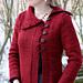 Albero Cowl Jacket pattern