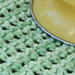 Lacy Knit Dishcloth pattern