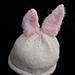 Knit Bunny Hat  pattern