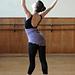 The Ballerina Shawl pattern