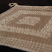 Tunisian Crochet Spa Cloth pattern