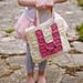 Peeps-a-Boo Bag pattern