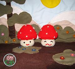 Super Mario Bros Amigurumi no Elo7 | Mahalo Gifts (1010DCB) | 221x240