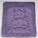 Hungry Hippo Cloth pattern