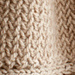 Men's Mini Herringbone Scarf pattern