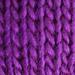 Purple Ninja (Knit Version) pattern