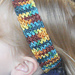 top banana hairbands pattern