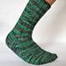 Teppic Socks pattern