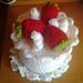 Yummy cake pattern