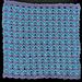 Portcullis Dishcloth pattern