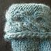Irish Riviera Baby Socks pattern