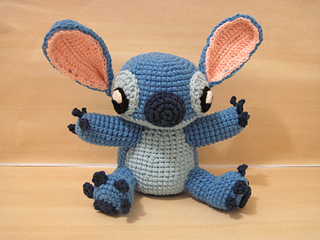 Make your own adorable Stitch from the Disney movie Lilo and ... | 240x320