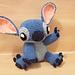 Amigurumi Stitch! from Lilo and Stitch pattern