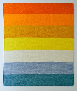 New Super Easy Baby Blanket