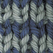 Magic Stripe Dishcloth pattern