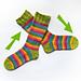 Chaussettes de Gobelin pattern