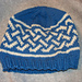Tall Celtic Knot Work Hat pattern
