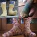 Billy Pilgrim Socks pattern