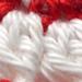 Christmas Cupcake Ornament pattern