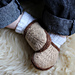 Baby Clog-n-Soc - Booties pattern