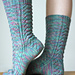 Patina Socks pattern