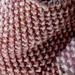 Amazing Seed Stitch Wrap pattern