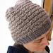 Kegonsa Hat pattern