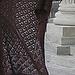 Irish Diamond Shawl pattern