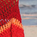 Three Triangles Shawl pattern