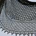 Libelula Shawl pattern