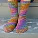 All Dressed Socks pattern