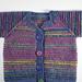 Pippi Baby Jacket pattern