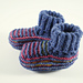 Pippi Baby Booties pattern