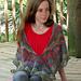 Summer Song Estonian Inspired Shawl pattern