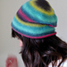 Slightly Slouchy Hat pattern