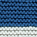 Shadow Stripe Baby Blanket pattern