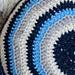 Round Cushion pattern