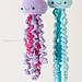 Friendly Jellyfish pattern